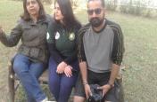 पूरे भारत के 14 नेशनल पार्कों का भ्रमण करने निकले वाइल्ड लाइफ फोटोग्राफर, यह है वजह