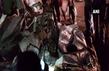 गुजरात: सुरेंद्रनगर में भीषण सड़क हादसा, 6 लोगों की दर्दनाक मौत