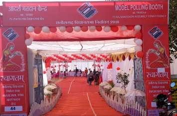 Video: CM के क्षेत्र में बने आदर्श मतदान केंद्र का वीडियो पंजाब में वायरल, हो रही देशभर में तारीफ