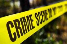 डकैती करने आए एक अपराधी की पीट-पीट कर हत्या
