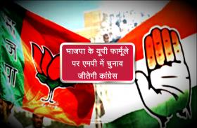 Mp Election 2018: भाजपा के यूपी फार्मूले पर एमपी में चुनाव जीतेगी कांग्रेस, यह है सीक्रेट प्लॉन