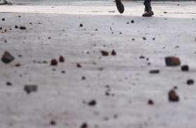 जीणमाता के खुर्रा में दो गुटो में पत्थरबाजी, कई लोग घायल, पुलिस मौके पर