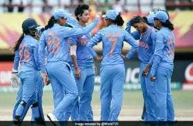 Women World T20 : मंधाना के बाद स्पिन चौकड़ी ने दिलाई भारत को जीत