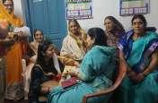 महिलाओं ने संभाली प्रचार की कमान