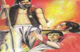 कर्तव्य से बड़ा कुछ भी नहीं, ये कहानी है ऐसे ही राजा हरश्चिंद्र की, जिन्होंने श्मशान में पुत्र के अंतिम संस्कार के लिए मांगा था पत्नी से धन
