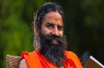 राम मंदिर निर्माण के लिए कानून लाए सरकार :रामदेव