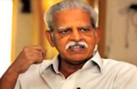 हैदराबाद के मानवाधिकार कार्यकर्ता पी.वरवरा राव पुणे सेशंस कोर्ट में पेश,26 नवंबर तक पुलिस हिरासत में