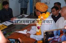 PICS :पाली विधान सभा के लिए बिछी चुनावी जाजम