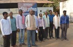 बिठली के पिछड़ा वर्ग समुदाय ने मतदान का बहिष्कार करने लिया निर्णय