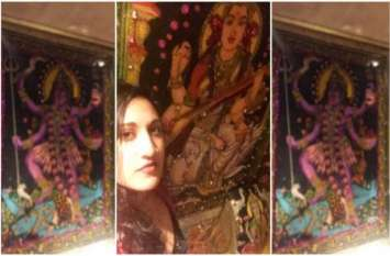 नाइट क्लब के बाथरूम की दीवारों पर लगी मिली देवी-देवताओं की तस्वीर, महिला की शिकायत पर मांगी माफी