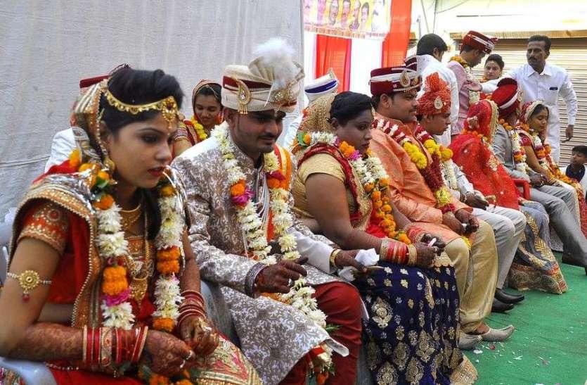 देवउठनी ग्यारस पर सामूहिक विवाह