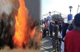 अमृतसर बम धमाकाः हमले की जांच का जिम्मा NIA ने संभाला, बठिंडा से दो गिरफ्तार, दो संदिग्धों के स्केच जारी