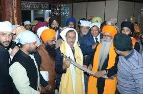 उपमुख्यमंत्री डॉ. दिनेश शर्मा ने की सिखों के लिए बड़ी घोषणा, छा गई हर्ष की लहर