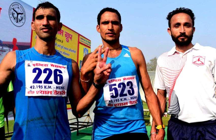 indira marathon