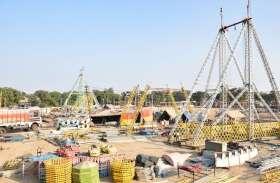 मेरठ, दिल्ली, अजमेर के झुले तो गाजीयाबाद, गोरखपुर के सामान मेले में मिलेंगे