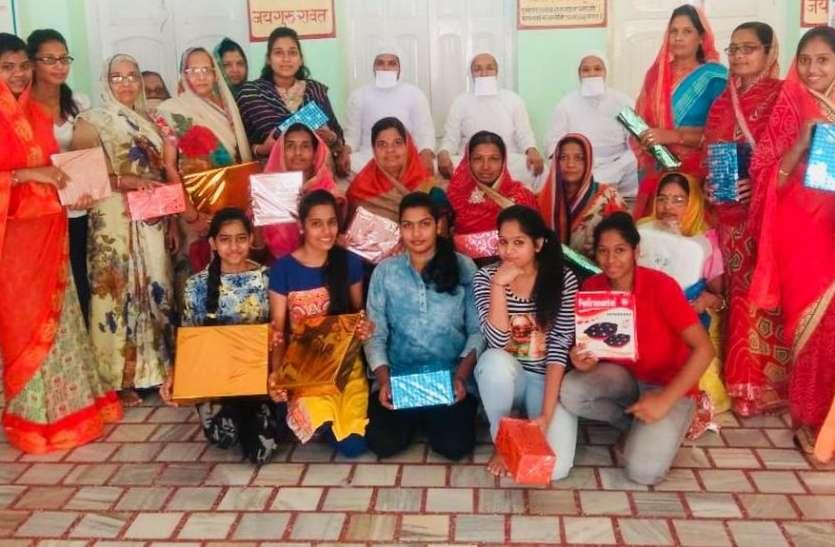 ज्ञान-ध्यान संस्कार शिविर आयोजित