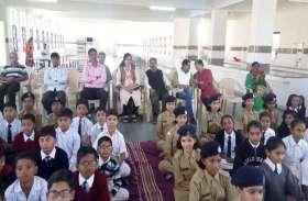 कला उत्सव में छात्रों ने दिखाई प्रतिभा
