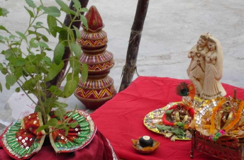 Devathana Eakadashi Tulsi vivah 2018: इस तरह से वृंदा बन गई तुलसी, जानिए पूरी कथा
