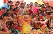 सिंधी सामूहिक विवाह सम्मेलन में तुलसी विवाह