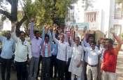टेल क्षेत्र में नहर का पानी नहीं पहुंचने से किसानों की बढ़ी चिंता!