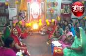 प्राचीन मंदिर में मनाया श्याम प्रभु का जन्मोत्सव