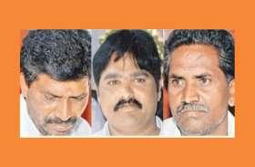 धर्मपुरी बस आगजनी के सजायाफ्ता तीन कैदी जेल से रिहा