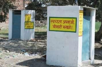 शौचालय बनवा लिए, शहर ओडीएफ, किस्त का अब तक इंतजार