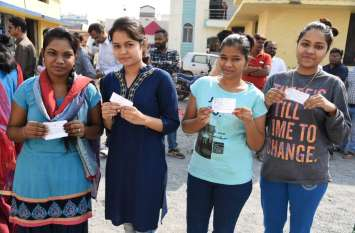 छत्तीसगढ़ चुनाव: बिन्द्रानवागढ़ के दो पोलिंग बूथ पर मतदान दोपहर तीन बजे समाप्त