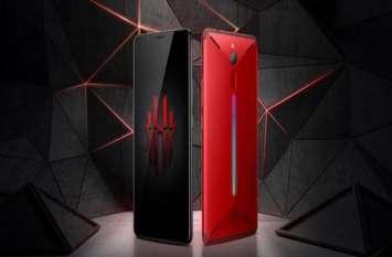 Nubia Red Magic Mars गेमिंग स्मार्टफोन 28 नवंबर को होगा लॉन्च, जानें खासियत