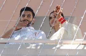 PICs : रणवीर सिंह गए ससुराल