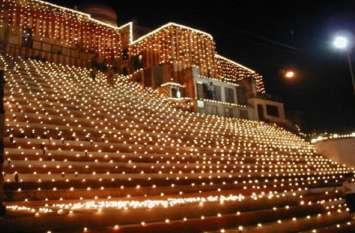 देव दीपावली पर मुस्तैद रहेगी सुरक्षा व्यवस्था, भारी संख्या में लगायी गयी फोर्स