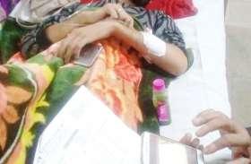 शहर में मिला एक ओर डेंगू का मरीज, किया उदयपुर रैफर