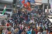 PICS : ईद मिलादुन्नबी के अवसर पर शहर में निकाला जुलूस