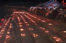 युवाओं ने राजातालाब के सरोवरों को दिया नया रूप, अब देव दीपावली पर जगमगाएंगे 21 हजार दीपक