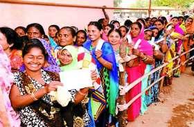 Photo Gallery: वोटों की झमाझम बारिश से मुस्कुराया लोकतंत्र