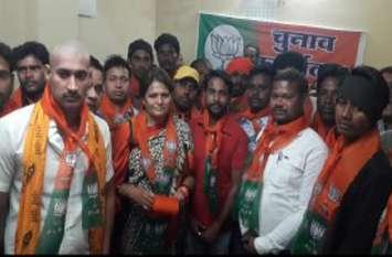 बड़ी खबर: करीब 70 कांग्रेस समर्थकों ने ली भाजपा की सदस्यता, कांग्रेस में हड़कंप
