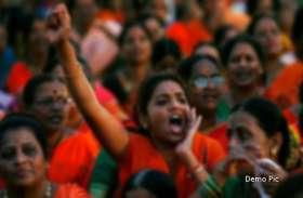 राजस्थान का रण : महिलाओं को चुनाव लड़ाने का हल्ला पूरा, हक अधूरा