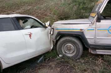 मोड पर ऐसा क्या हुआ जो हो गई दुर्घटना