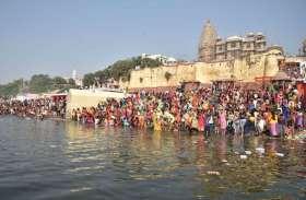 कार्तिक पूर्णिमा महास्नान केशव धाम केशवरायपाटन ...देखिए तस्वीरें