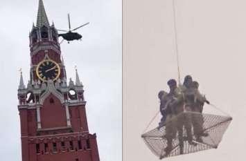 रूस में तख्तापलट कोशिश की अटकलों को राष्ट्रपति के प्रवक्ता ने किया खारिज