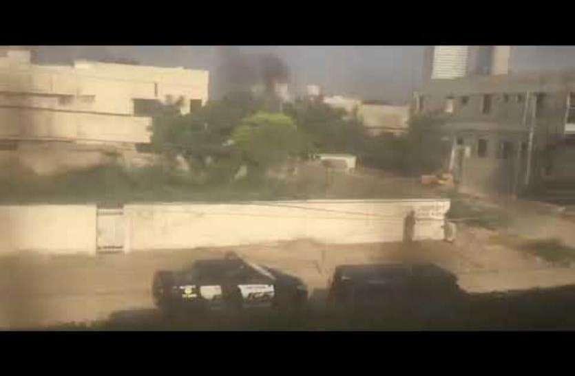 पाकिस्तान: कराची में चीनी दूतावास के बाहर धमाका, 5 लोगों की मौत