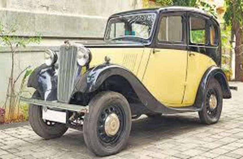 नीलाम हुई M. F. हुसैन की 80 साल पुरानी कार, जानें इस विंटेज कार की कीमत