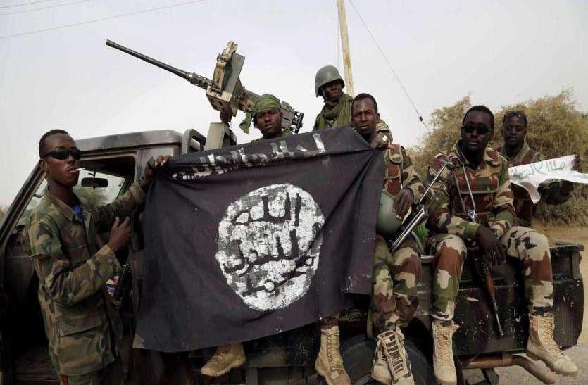 आतंकियों ने किया सेना के आधार शिविर पर हमला, 100 नाइजीरियाई सैनिकों की मौत