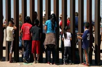 अमरीकी हिरासत में 14,000 अप्रवासी बच्चे, ट्रंप की नीतियों पर फिर उठे सवाल