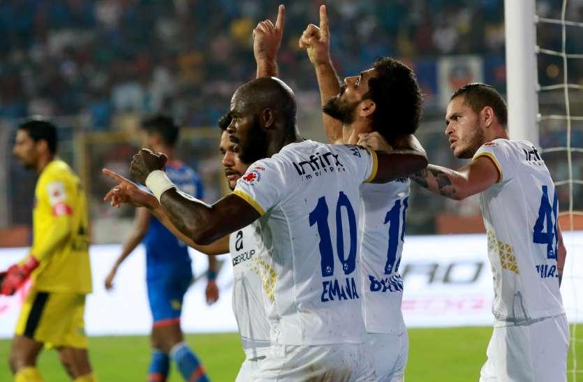 ISL 5 : लगातार चौथी जीत दर्ज करने उतरेगी मुंबई