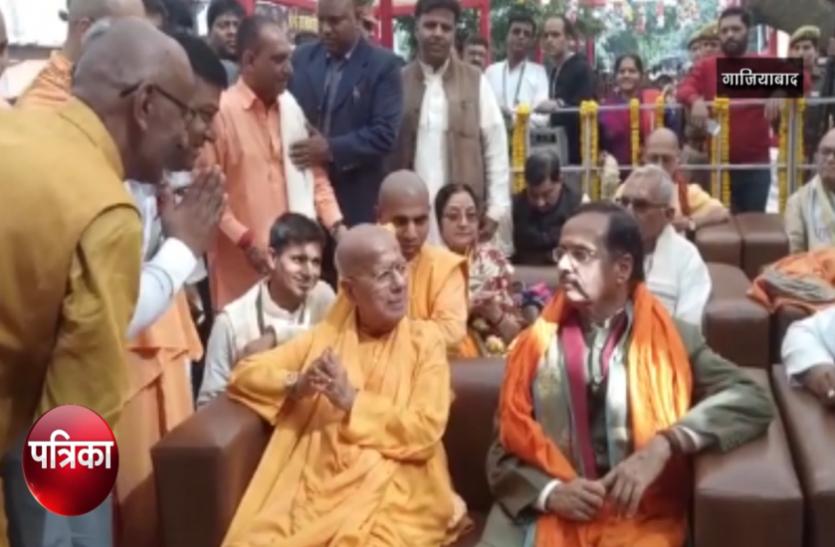 अयोध्या में राम मंदिर निर्माण को लेकर यूपी के डिप्टी सीएम दिनेश शर्मा ने दिया अब तक का सबसे बड़ा बयान