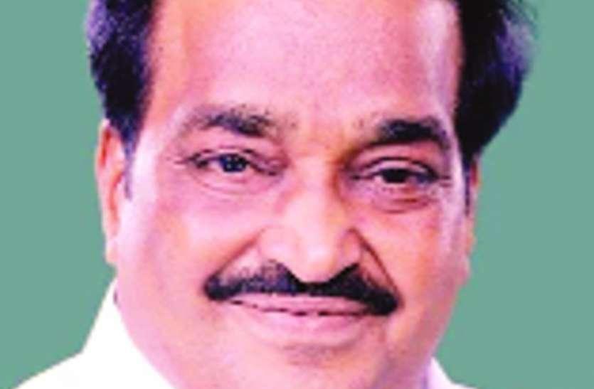 कर्नाटक के बाद सी.आर. पाटिल को एमपी में मिली जिम्मेदारी