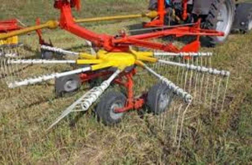 बंगाल के किसानों को रियायत दर पर मशीनरी