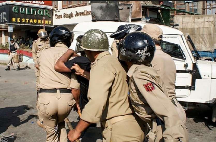 JK पुलिस ने पठानकोट स्टेशन से 6 संदिग्धों को पकड़ा, बड़ी वारदात को अंजाम देने के लिए ट्रेन से आ रहे थे दिल्ली