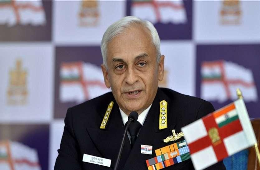मुंबई हमले की 10वीं बरसी पर नेवी प्रमुख का बयान, 26/11 जैसे हमलों को अब नहीं होने देंगे